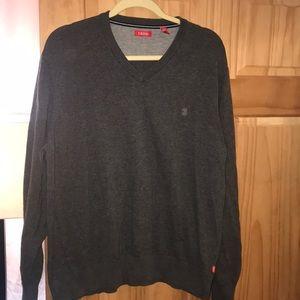 Men's XL v-neck sweater IZOD